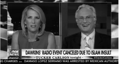 Richard Dawkins KPFA Cancelled