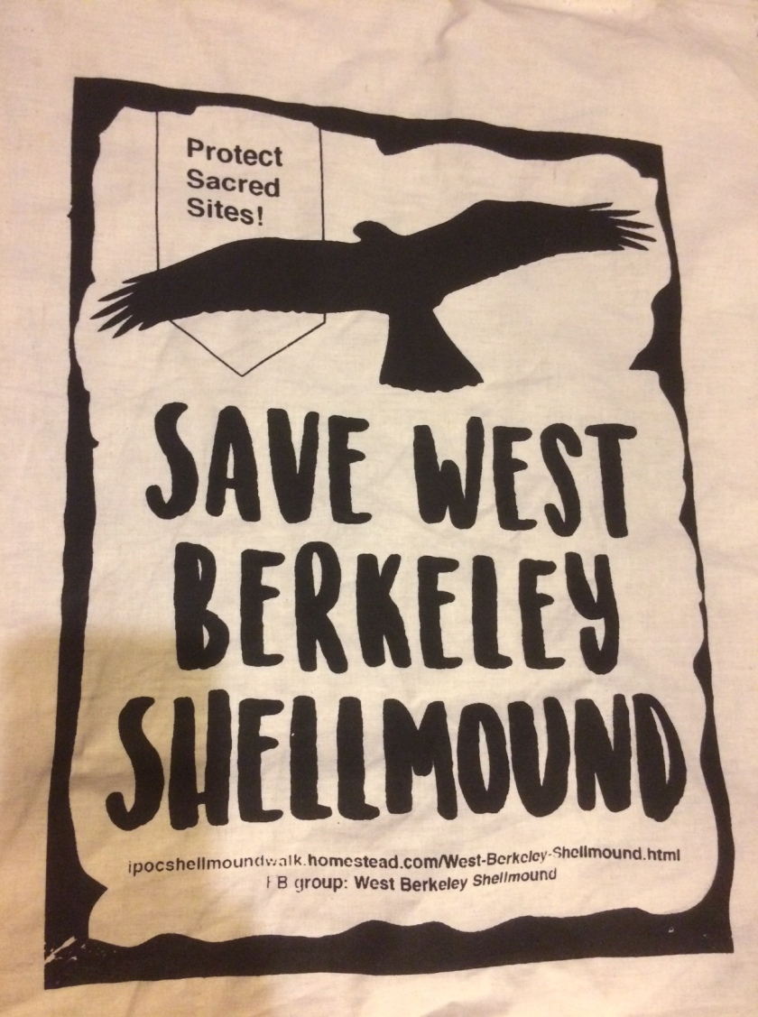 graphic of Save Shellmound
