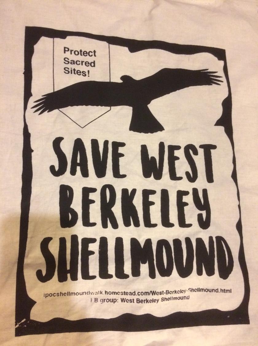 graphic of Save Shellmound