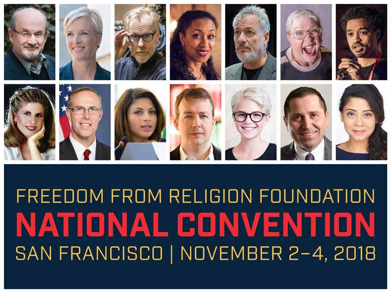 poster of FFRF National Convention