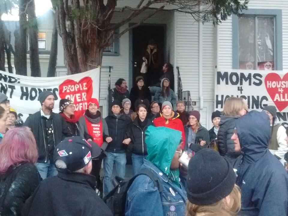 Moms4Housing Shakes Up Movement For HousingRights