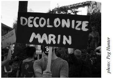 photo of demonstrator
