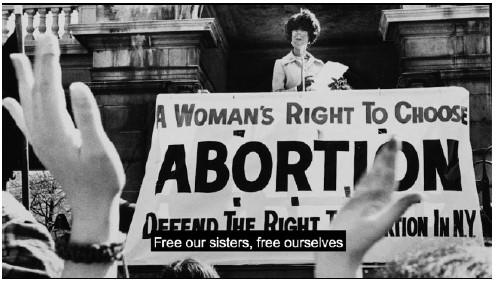photo of abortion rights rally